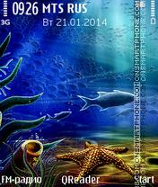Ocean Theme-Screenshot