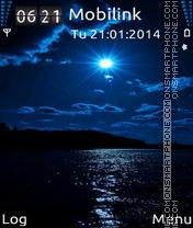 Midnight blue es el tema de pantalla
