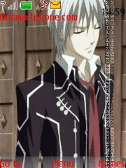 Vampire Knight Zero theme screenshot