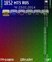 Скриншот темы Full-Color