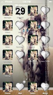 Kitten 15 theme screenshot