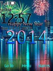 Скриншот темы Chinese New Year 2014