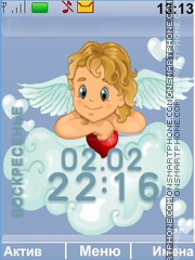 Cupid theme screenshot