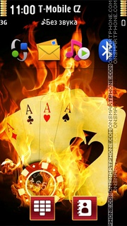 Poker - Casino Game theme screenshot