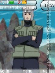 Yamato Naruto theme screenshot