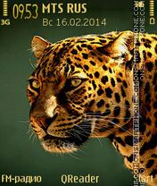 Jaguar es el tema de pantalla