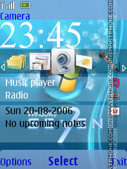 Windows 7 Ultimate theme screenshot
