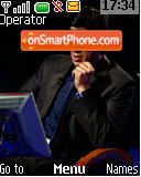 Srk kbc theme screenshot
