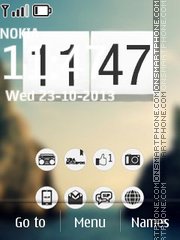Android Icons 01 theme screenshot
