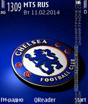 Скриншот темы Chelsea