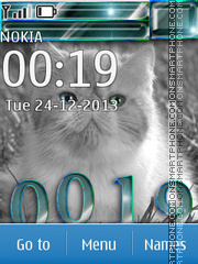 Cat 22 Theme-Screenshot
