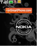 Nokia Tribal theme screenshot