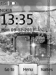 Скриншот темы Winter 21
