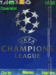 2014 UEFA theme screenshot
