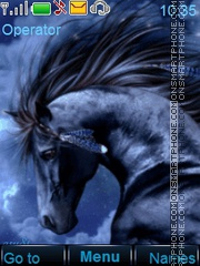 Horse tema screenshot