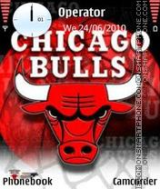 Chicago Bulls Theme-Screenshot