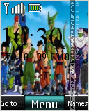 Dragon Ball Z 04 es el tema de pantalla
