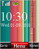 HTC Modern Style theme screenshot