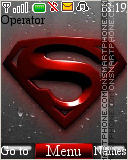 Superman Logo 02 Theme-Screenshot