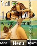 Timon from Disney es el tema de pantalla