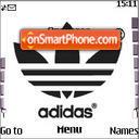Скриншот темы Adidas 04