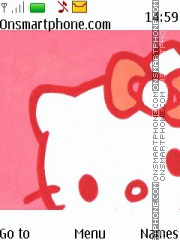 Kitty tema screenshot