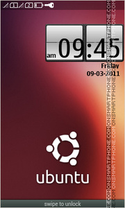 Ubuntu 03 theme screenshot