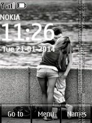 Love Couple 15 theme screenshot