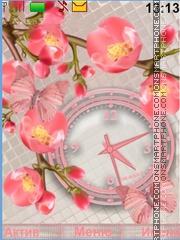 Spring Butterflies theme screenshot