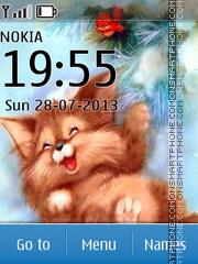 Happy Animal theme screenshot