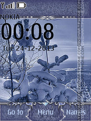 Winter 22 theme screenshot