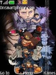 Obito Uchiha Naruto theme screenshot