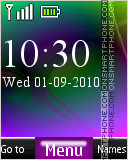 BlackBerry Icons 02 tema screenshot