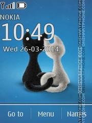 Cats 05 theme screenshot