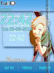 Yagura - Naruto theme screenshot