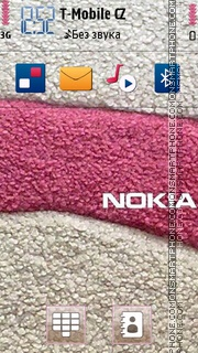 Nokia 2018 theme screenshot