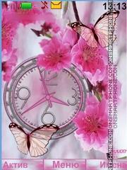 Spring theme screenshot