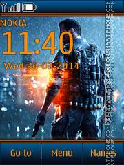 Battlefield 04 theme screenshot