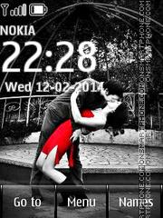 Couple in Love 02 Theme-Screenshot