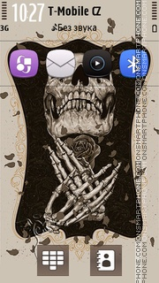 Skeleton 02 tema screenshot