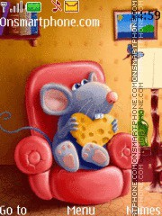 Mouse tema screenshot
