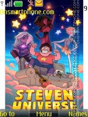 Скриншот темы Steven Universe