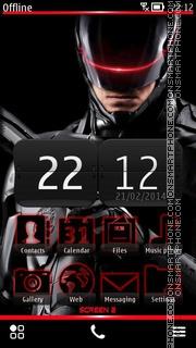 Robocop Film theme screenshot