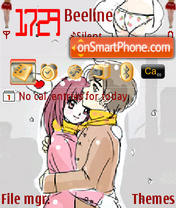 Love 06 theme screenshot
