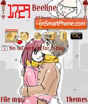 Love 06 theme screenshot