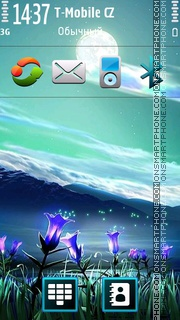 Spring Field 02 tema screenshot