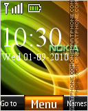 Abstract Nokia 07 Theme-Screenshot