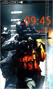 Battlefield 05 es el tema de pantalla