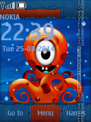 Under The Sea 02 tema screenshot