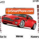Aston Vanquish 01 es el tema de pantalla